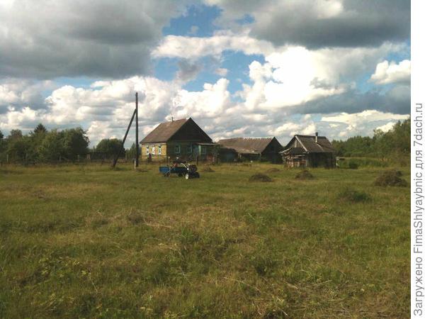 Мой домик в Вярьмово