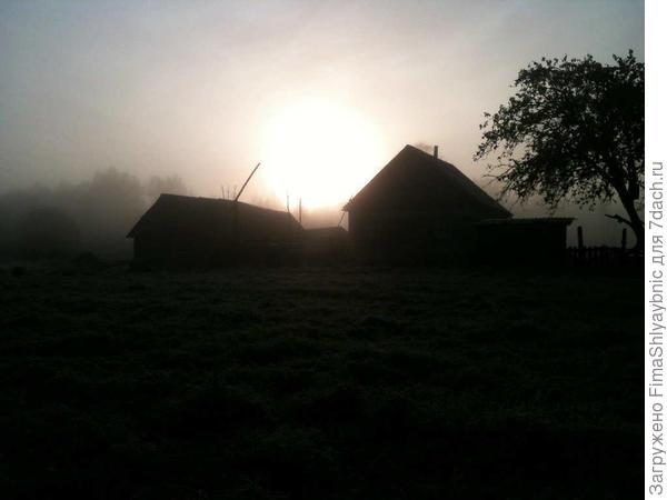 Утро в Вярьмово