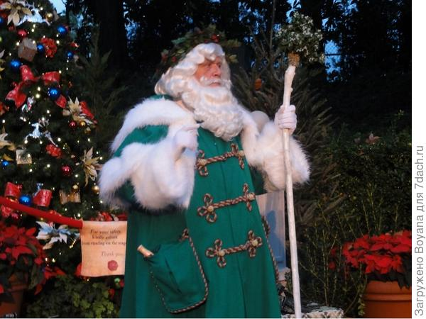 Ирландский Дед Мороз. Фото с сайта http://abcnewpictures.com/