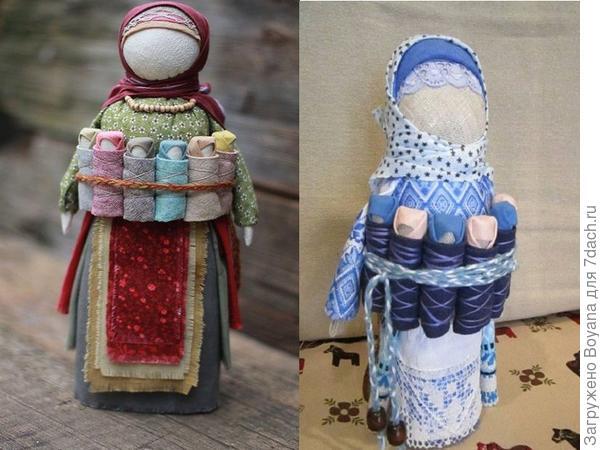 Кукла Московка. Фото с сайта https://ru.pinterest.com/