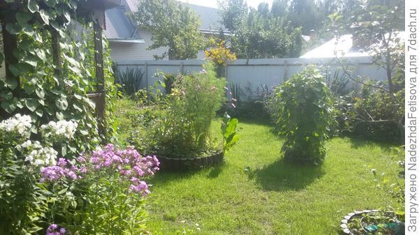 """бордюр """"садовый конструктор"""""""
