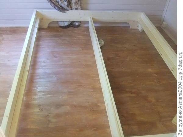 Кровать для внучки