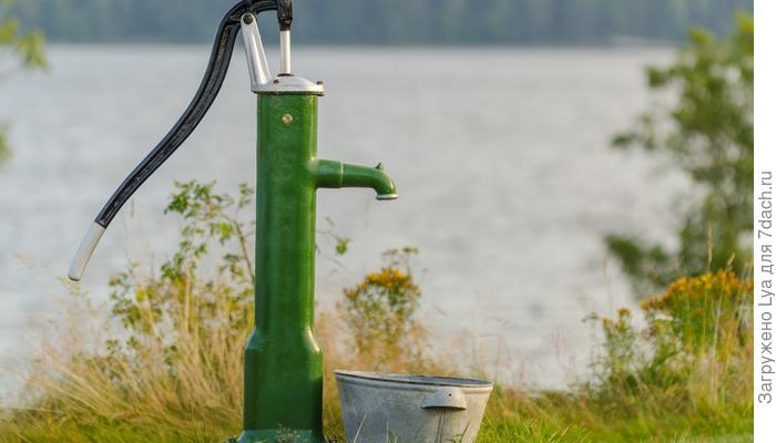Как выбрать насос для скважины