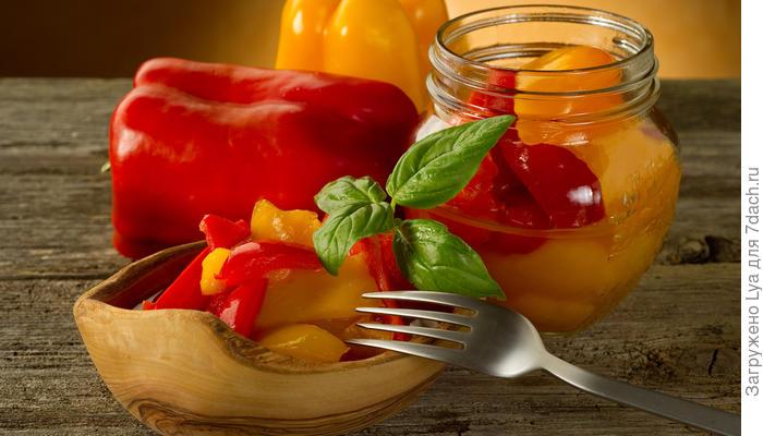 Как сделать болгарский перец хитом зимнего стола
