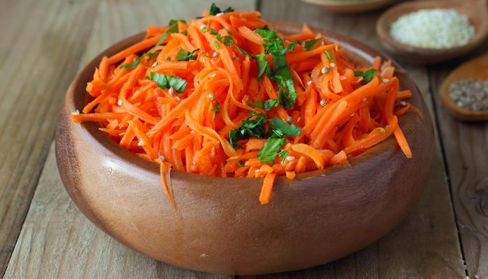 Корейская морковка: истоки блюда и популярные рецепты
