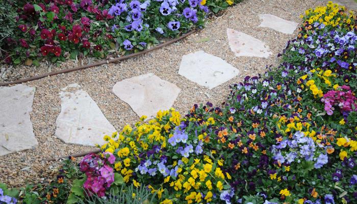 Дорожки в вашем саду