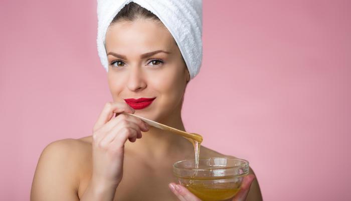 Народные рецепты с медом для красоты