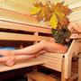 Как приятно расположиться в кресле и любоваться в окно цветущей сакурой -вишней в саду! :-)