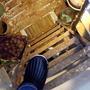 Ух, какая крутая лестница!))) На самом деле всё продумано