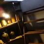 И тут вроде тоже лесенка с фонариком для освещения, НО!!!