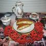 Вкуснейший осенний пирог с курицей, картофелем и тыквой