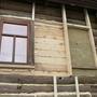 Утепление рубленого бревенчатого дома