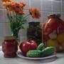 Овощной натюрморт.