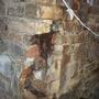 Как отремонтировать стену в погребе?