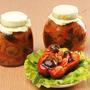 Салат на зиму из перца и лесных грибов