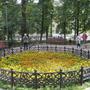 Московский ландшафт - «Сквер на Миусской площади»