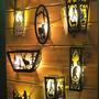 Оригинальное освещение для дома и участка, представленное на выставке ДОМ и САД. Moscow Garden Show 2015