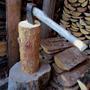 В печном отоплении самое востребованное топливо - это дрова.