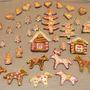 Козули архангельские, рождественские