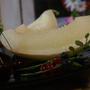 Серебряная звезда - новый раннеспелый гибрид от Русского Огорода для любителей ханидью (honeydew)! Плоды округлые, необычной окраски, массой 1,8-2,3кг. Белая ароматная мякоть обладает нежной консистенцией и сладким вкусом. Быстро растет, не поражает болезнями, транспортабелен. Окраска позволяет судить о степени зрелости: у совершенно созревшего плода штрихи становятся более светлыми.