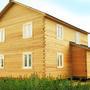 Из чего строить дом. Достоинства и недостатки различных видов бруса