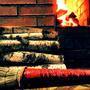 Маленький домик, теплая печка...Вот оно счастье!