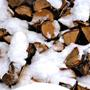 Снег не вода, дрова не намочит!