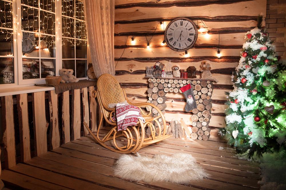 Украшаем новогодний дом своими руками фото 186