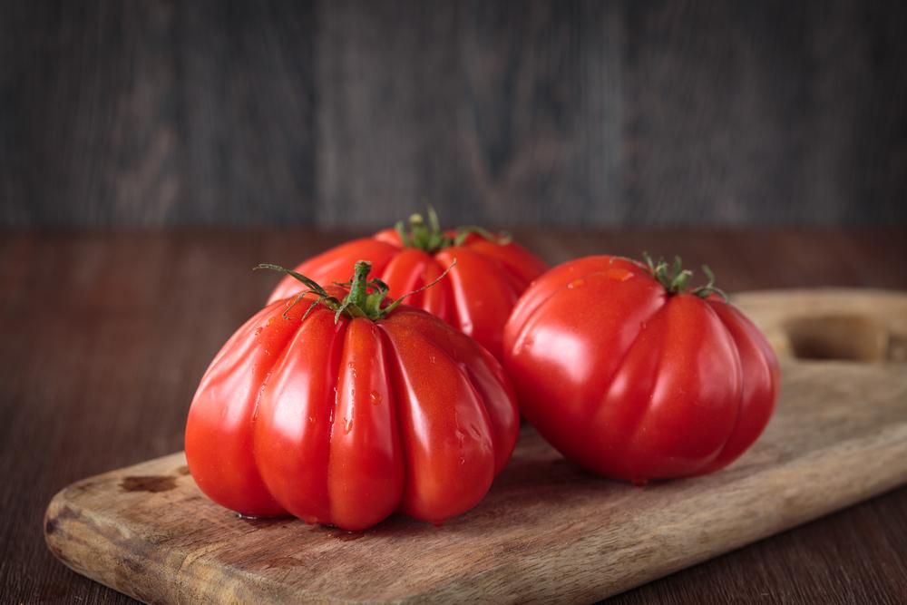 Томат детерминантный сорт томатов