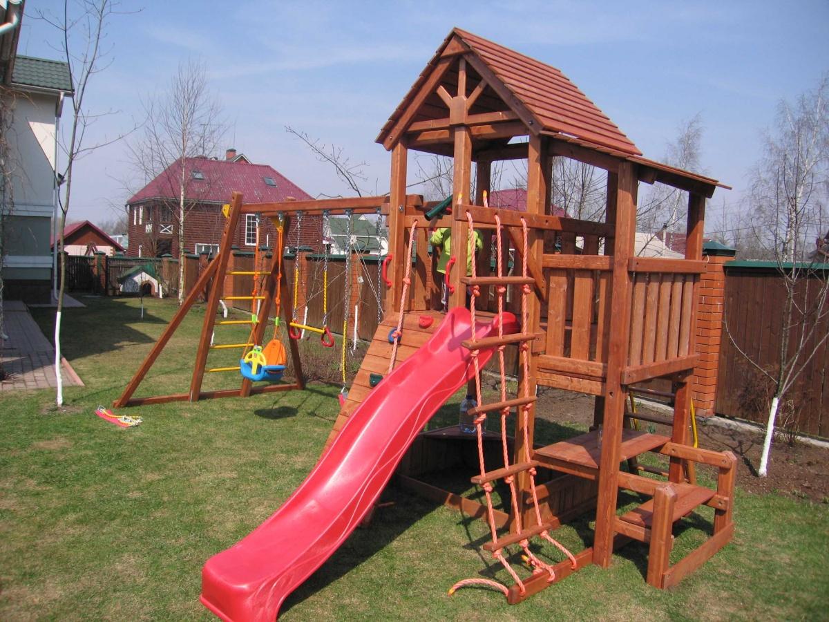 Детская площадка для детей 2х лет