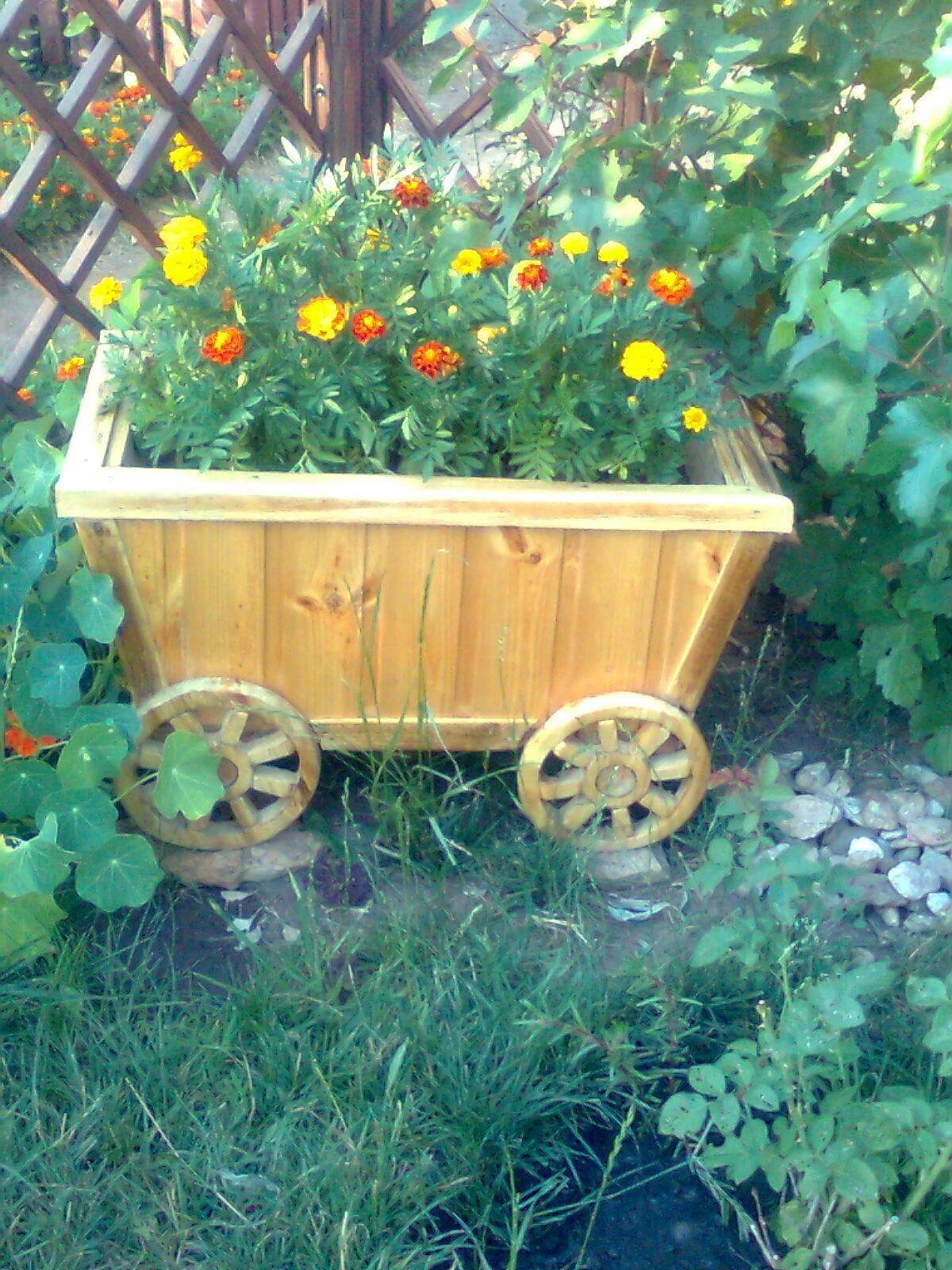 Поделки в саду огороде своими руками фото