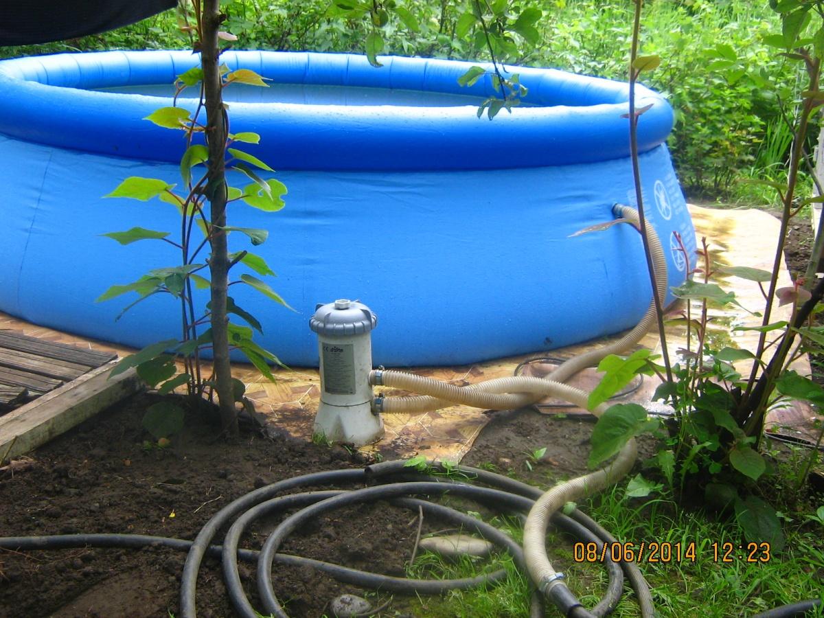 Емкость для воды своими руками Сияние 41