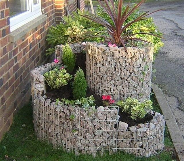 Декор в сад