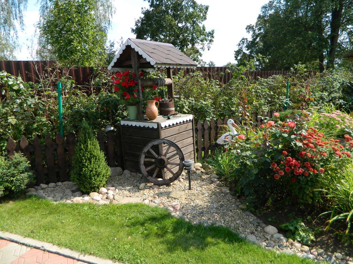 Сад своими руками на даче фото 633