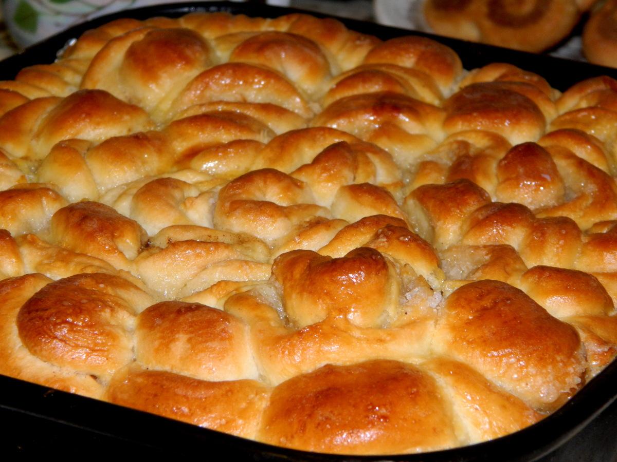 Красивые пирожки фото пошагово