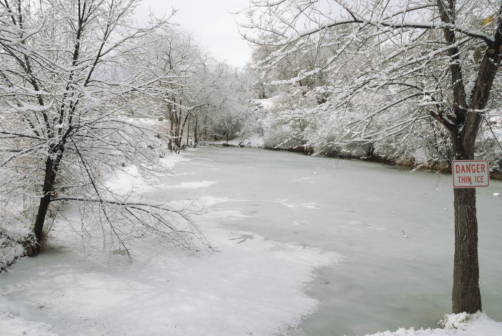 Реки зимой это опасно картинки для детей