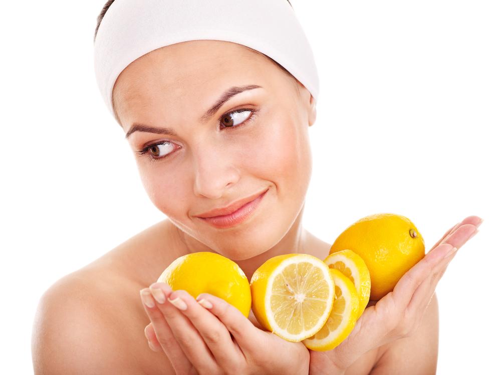 Маски для лица из лимона в домашних условиях