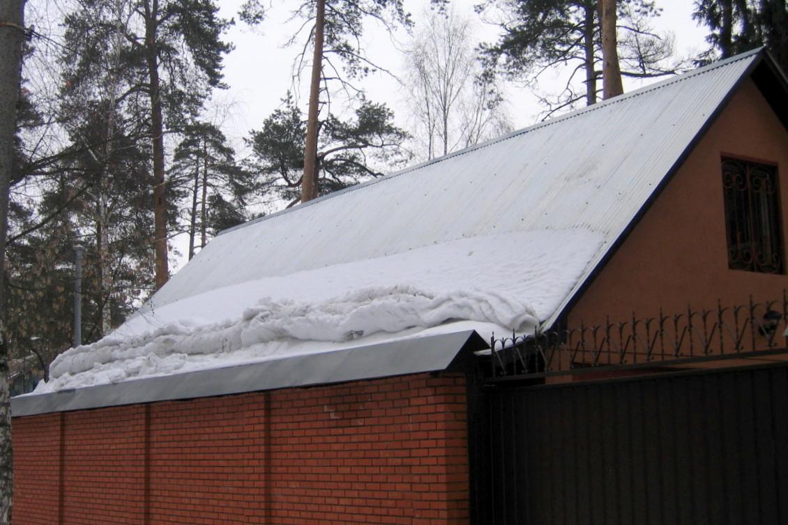 снегозадержатели в виде уголка инструкция