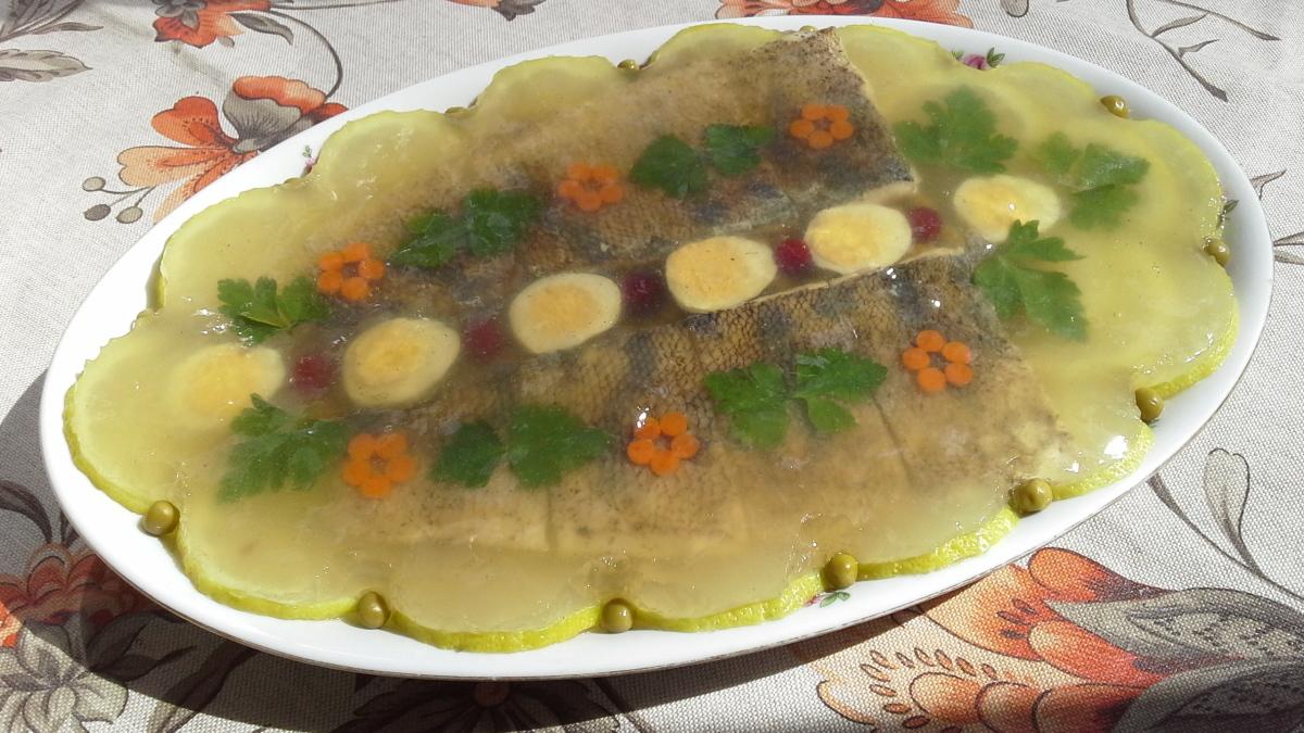 Рецепты заливного из языка с пошагово