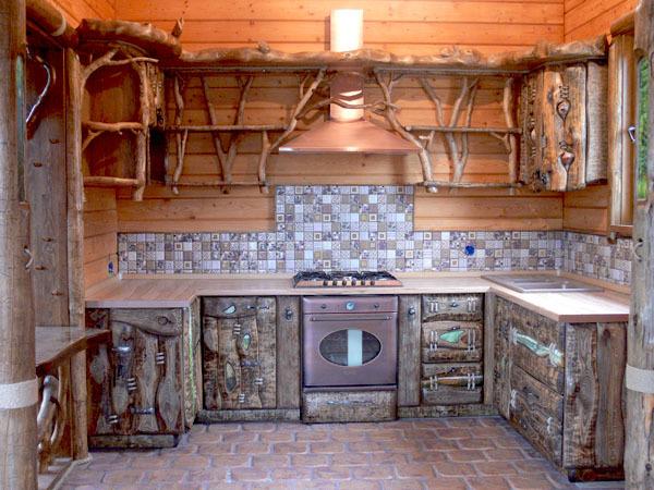 Как сделать кухонную мебель своими рук