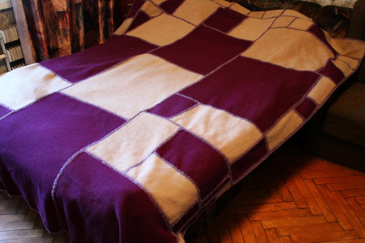 Что сделать из старого одеяла своими руками 71