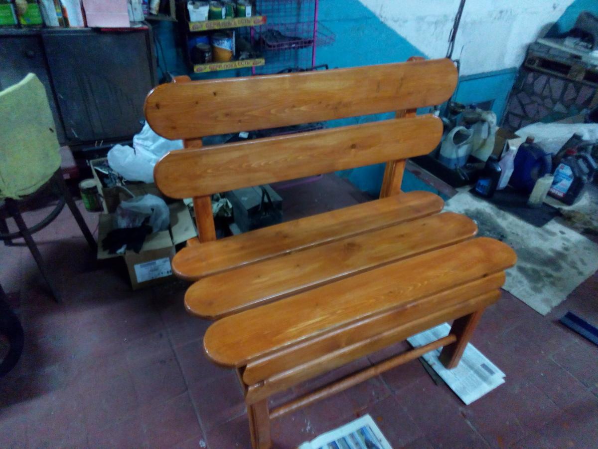 Скамейка сделать для бани