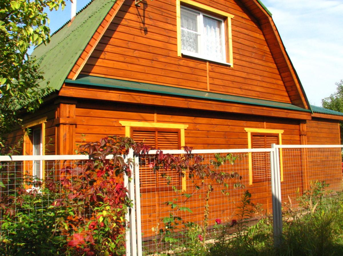 Утепляем садовый домик 97