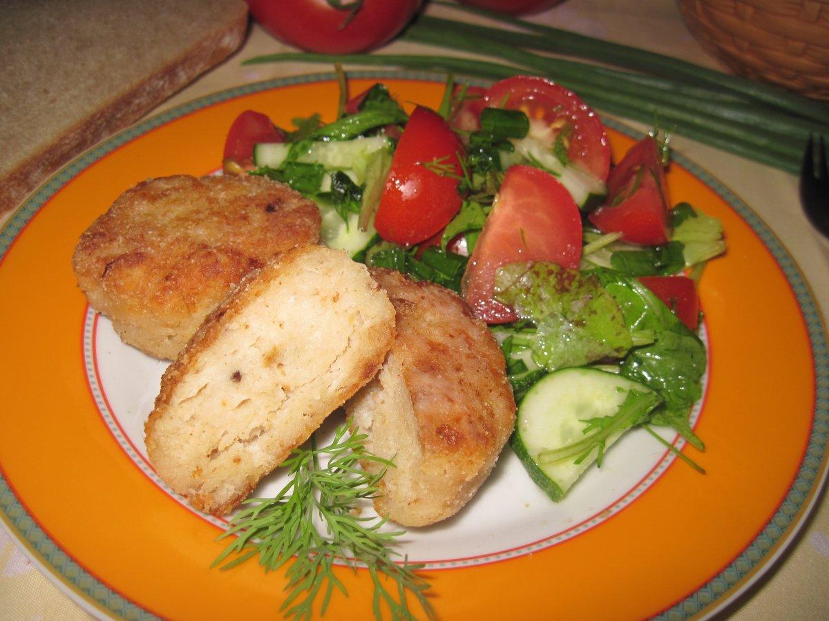 Вкусные котлеты рыбные из щуки рецепт