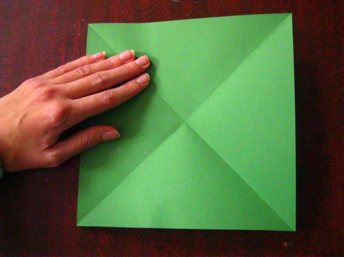 Как сделать оригами ракету из бумаги и картона своими 55
