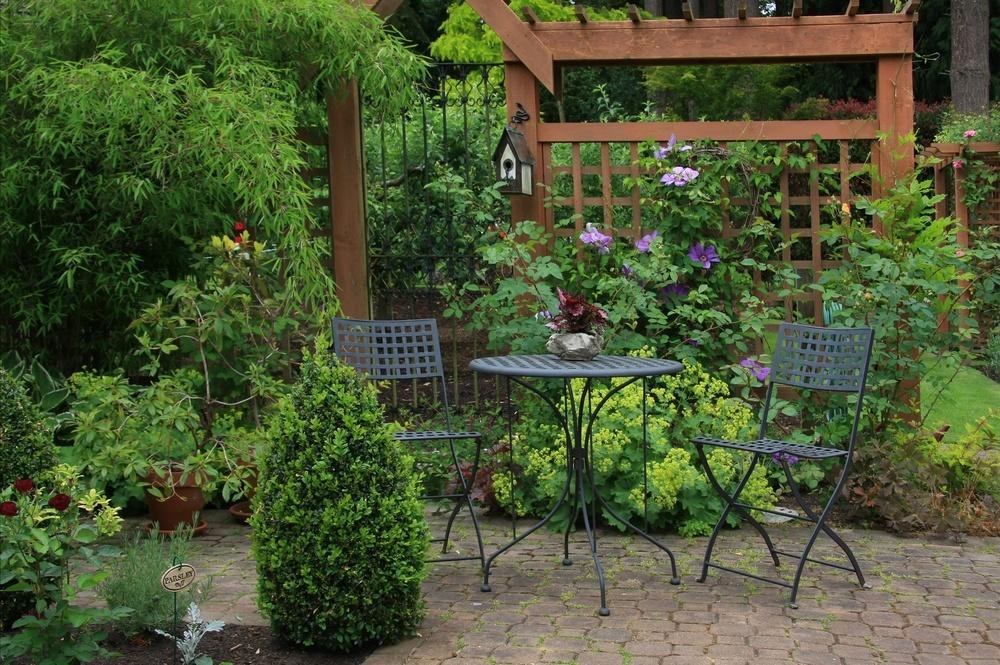 Уютный сад своими руками фото для мотоблока