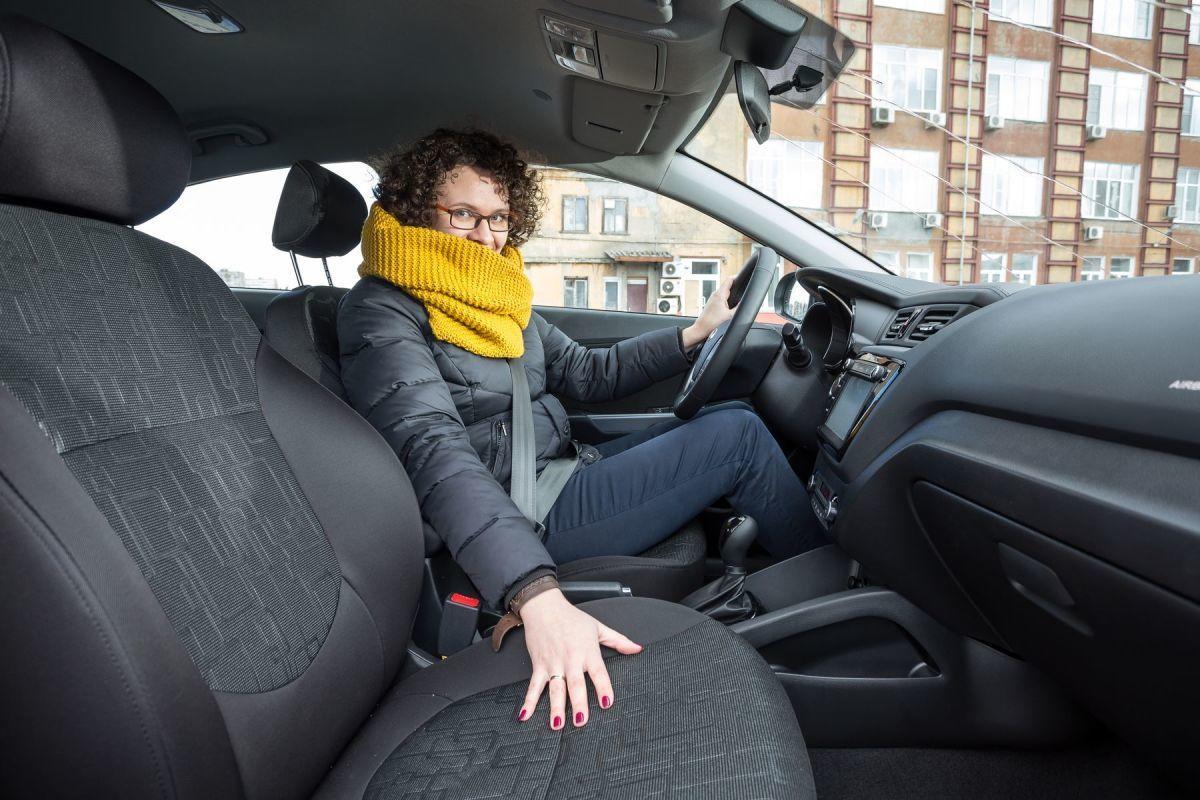 Подогрев руля, передних сидений и лобового стекла доступен не только в топовой комплектации