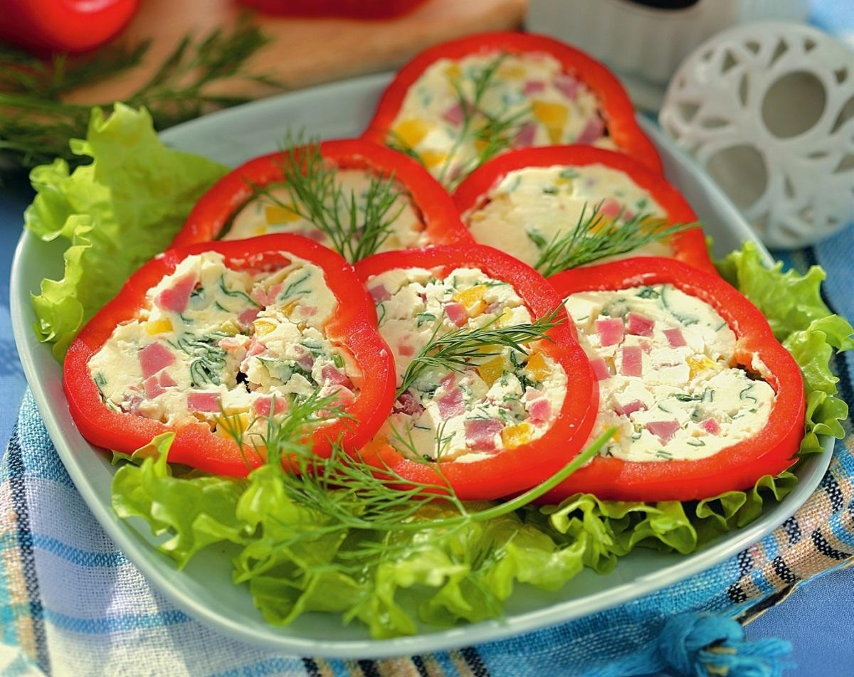 Рецепты оригинальных салатов и закусок с фото