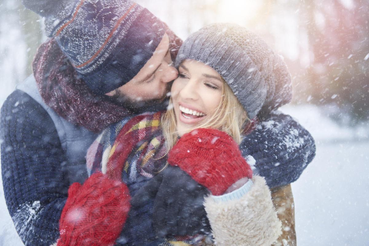 Одевайтесь теплее в любовь