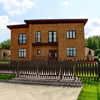Фотографии и отзывы о коттеджном поселке «Марсель» (Подольский р-н МО)